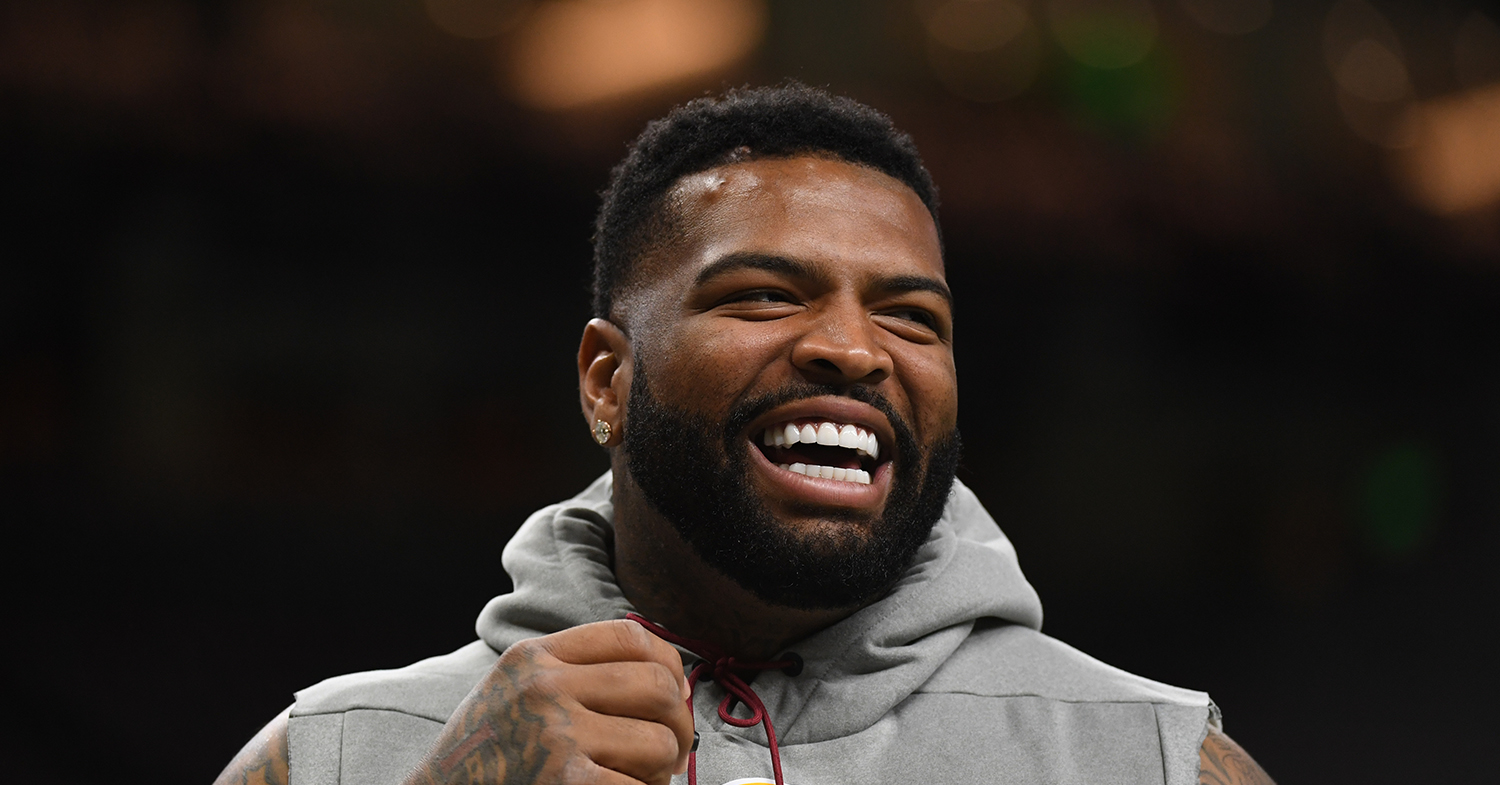 Is NFL Star Trent Williams Ditching His Plant-Based Diet?