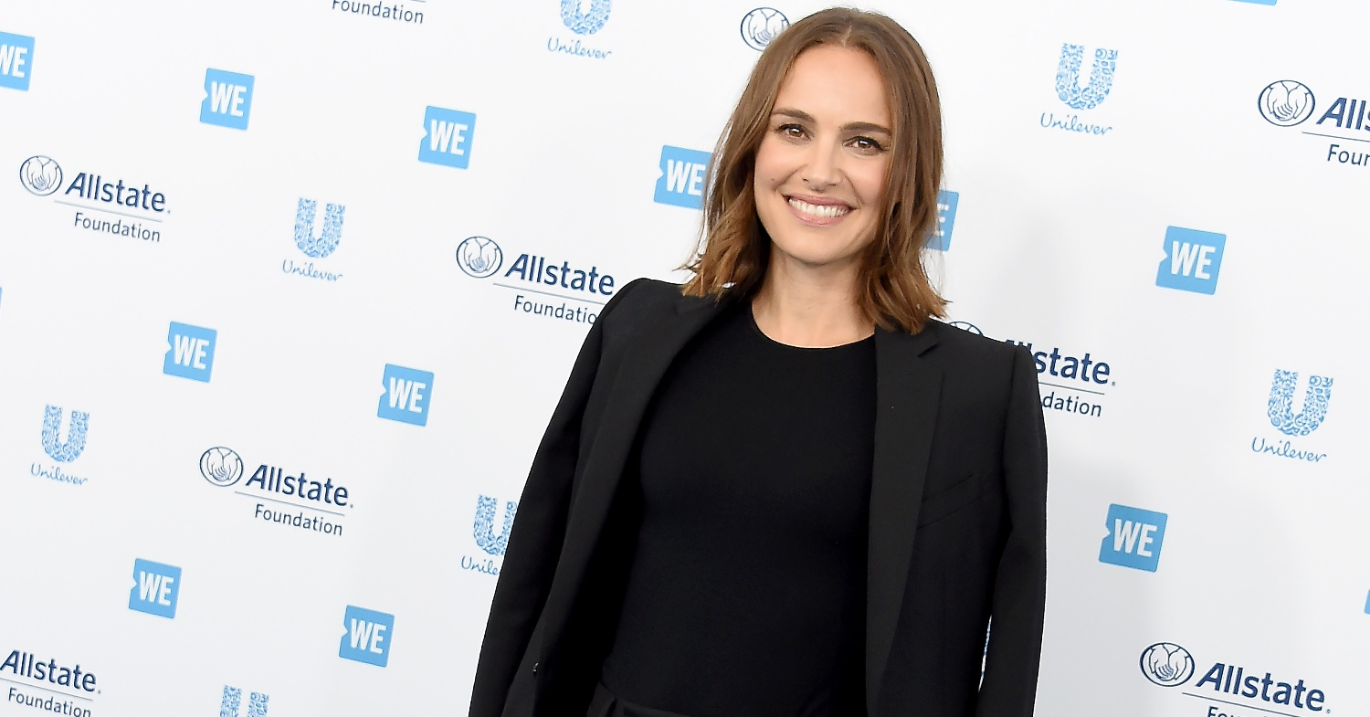 Veggie Star Natalie Portman to Receive Environmental Award At Event Hosted by Jaden Smith