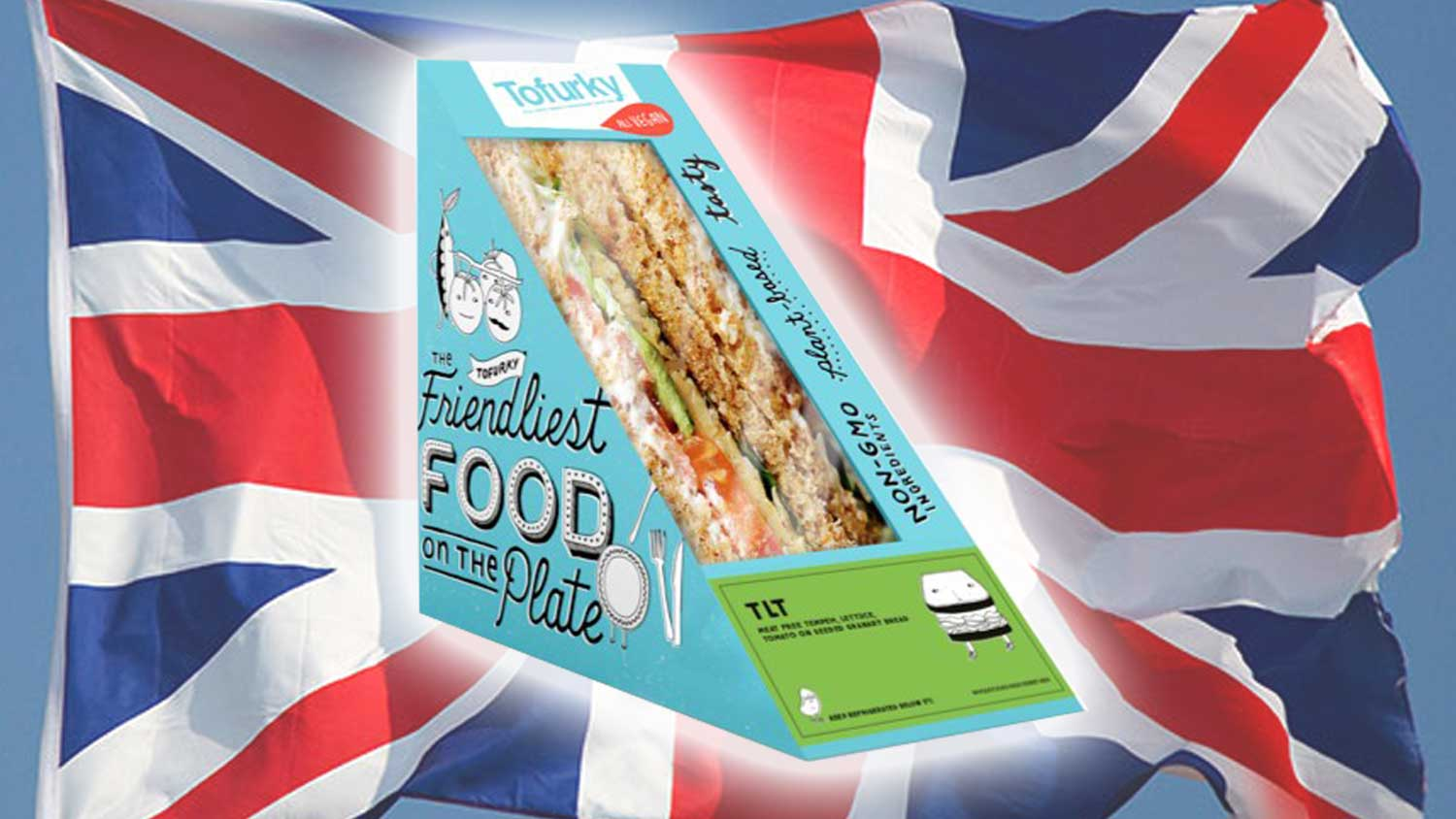 All the Places in the UK Selling Vegan Tofurky Sandwiches