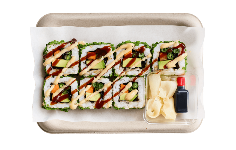 This Sushi Chain Just Increased Its Vegan Menu Options As Vegetarian Sales More Than Double