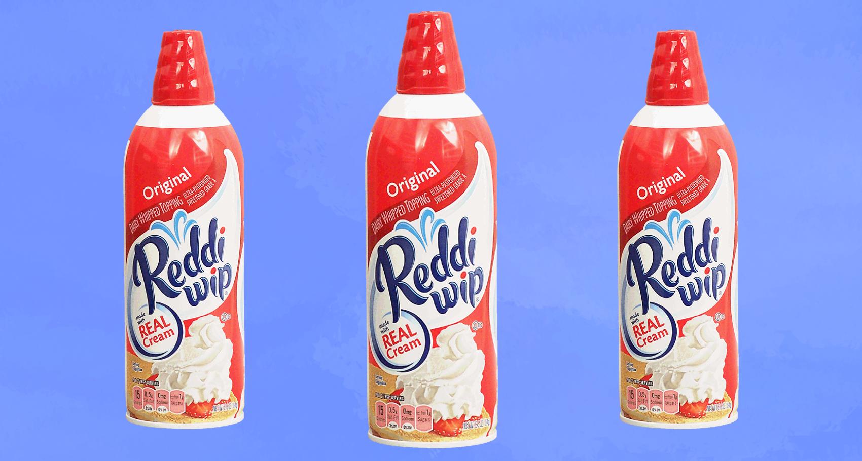 Reddi-Wip Will Launch a Nondairy Whipped Topping to 'Cater to Consumers', Company Says
