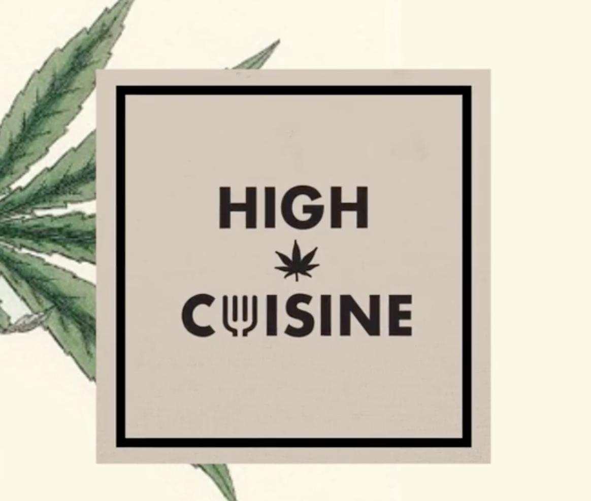 The Hottest Plant-Based Trends Meet in New Vegan Cooking Show, 'High Cuisine'