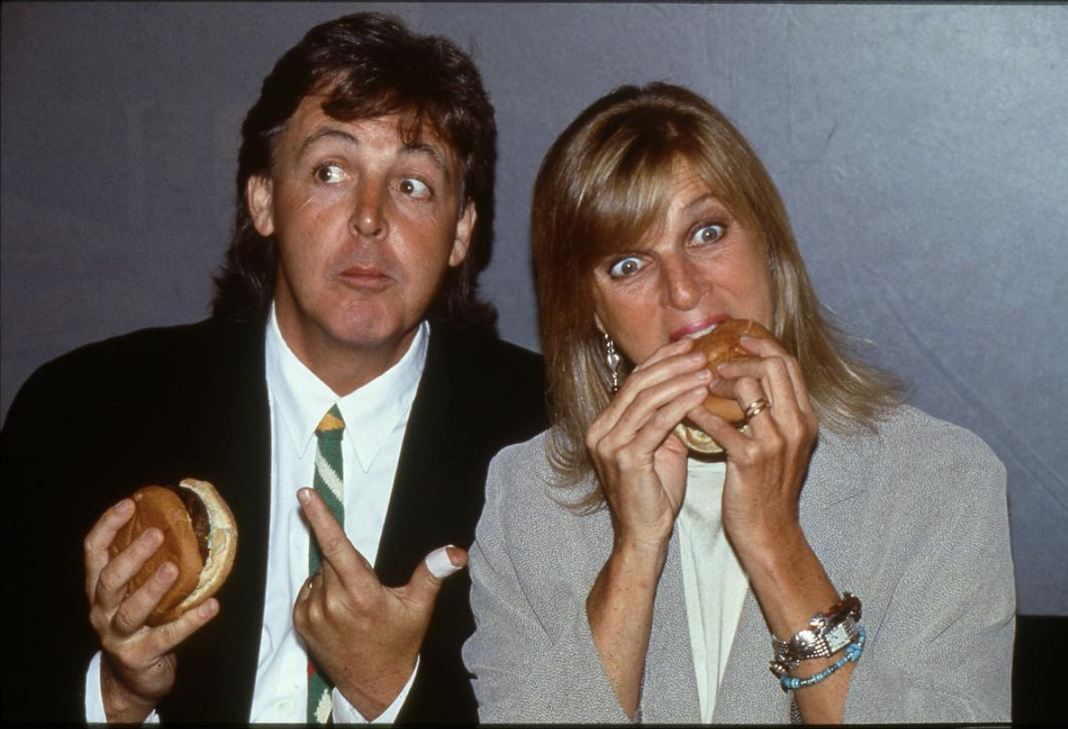 'Just Try It': Sir Paul McCartney Urges the World to Go Vegan
