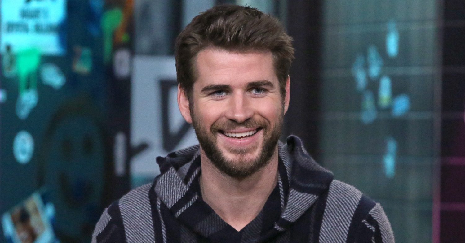 Liam Hemsworth Officially Crowned Australia's Sexiest Vegan