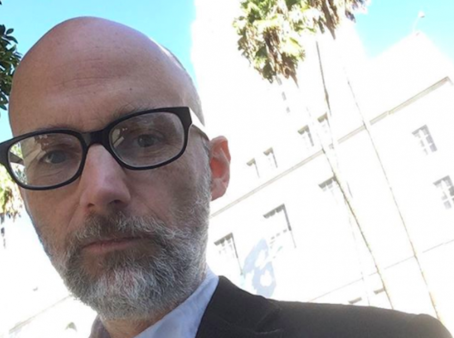Vegan Musician Moby is Releasing More Music for the Revolution