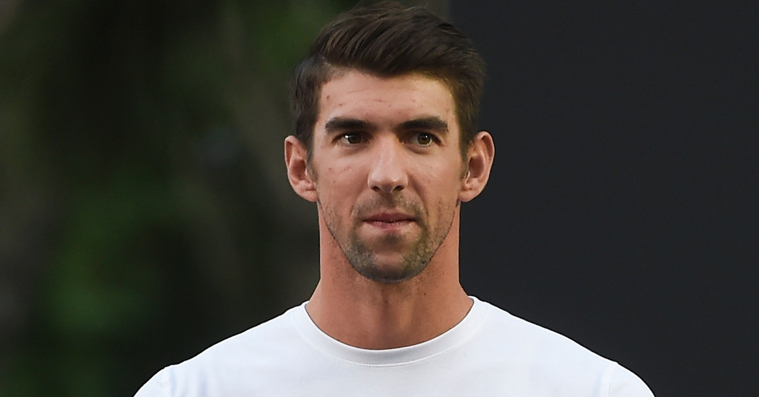 Olympic Swimmer Michael Phelps Appears in New Vegan Milk Ad Campaign