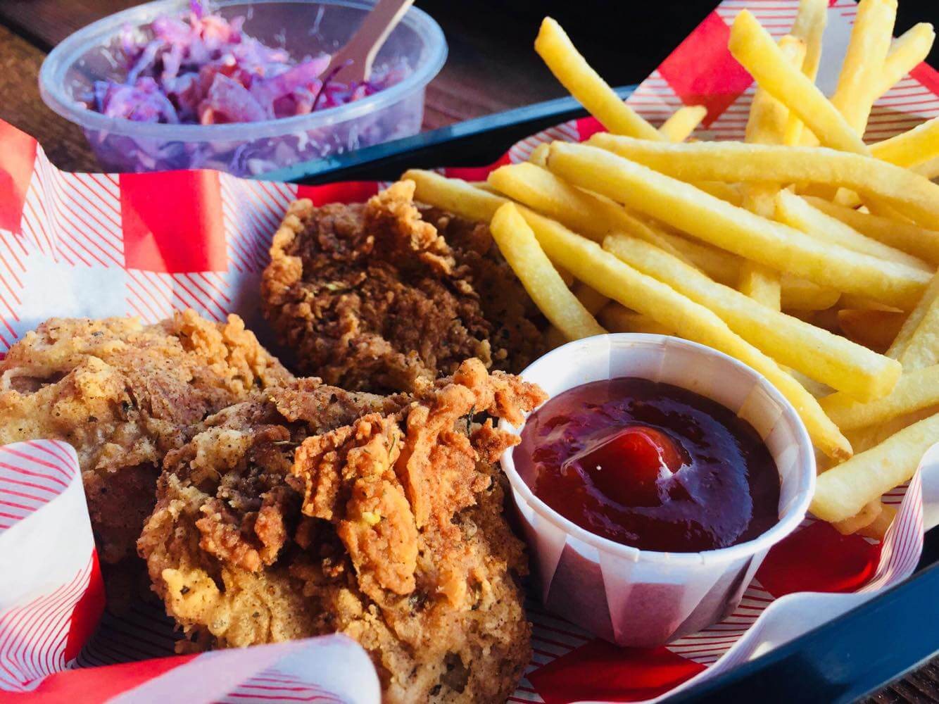 southern fried chicken happy friday kitchen