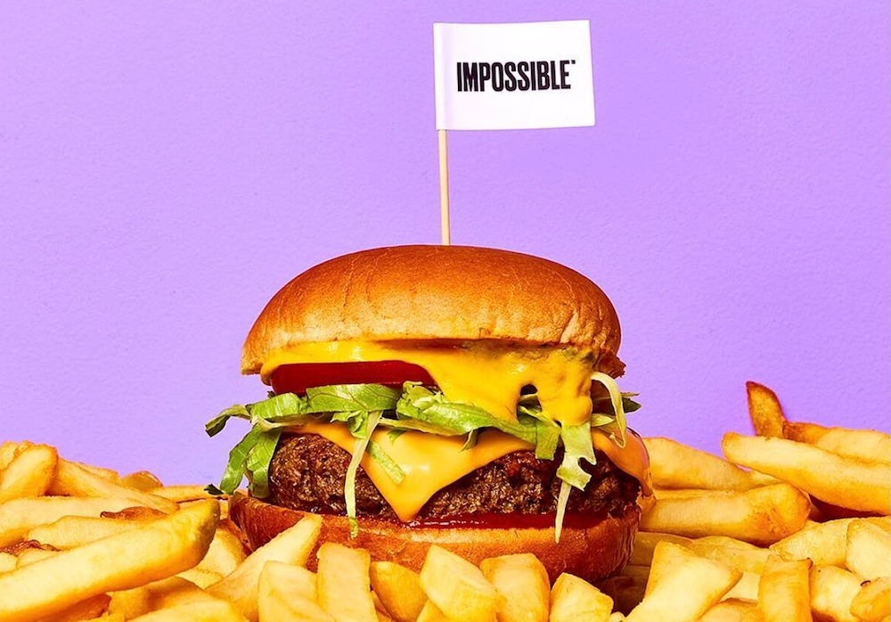 Impossible Foods Looks to Double Production to Meet Demand for Vegan Meat