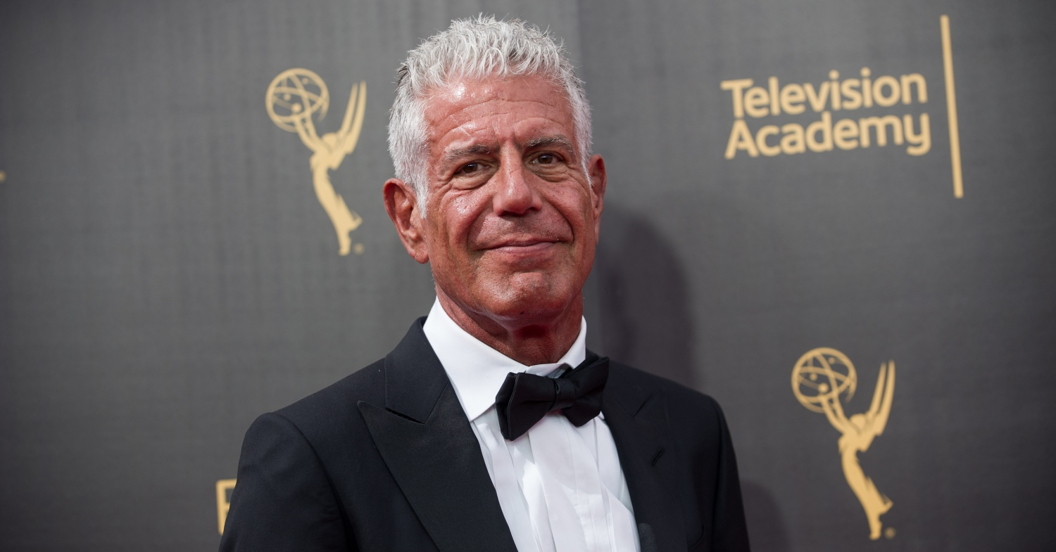 If Vegan Impossible Burgers Can Feed 'More' People, Chef Anthony Bourdain Says He's 'All For It'