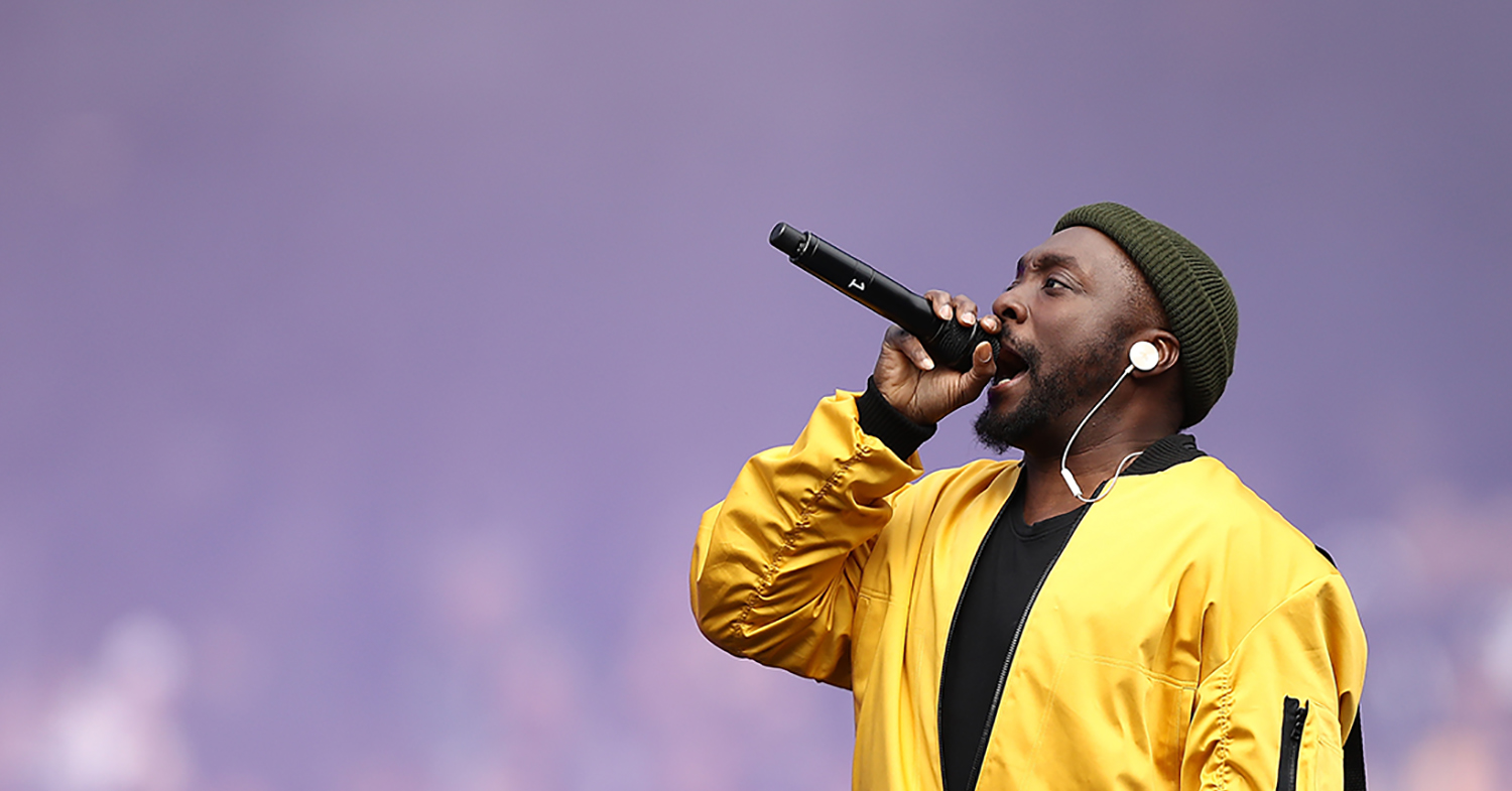 Vegan Celeb Will.i.am Questions the Ethics of Killing Animals for Food