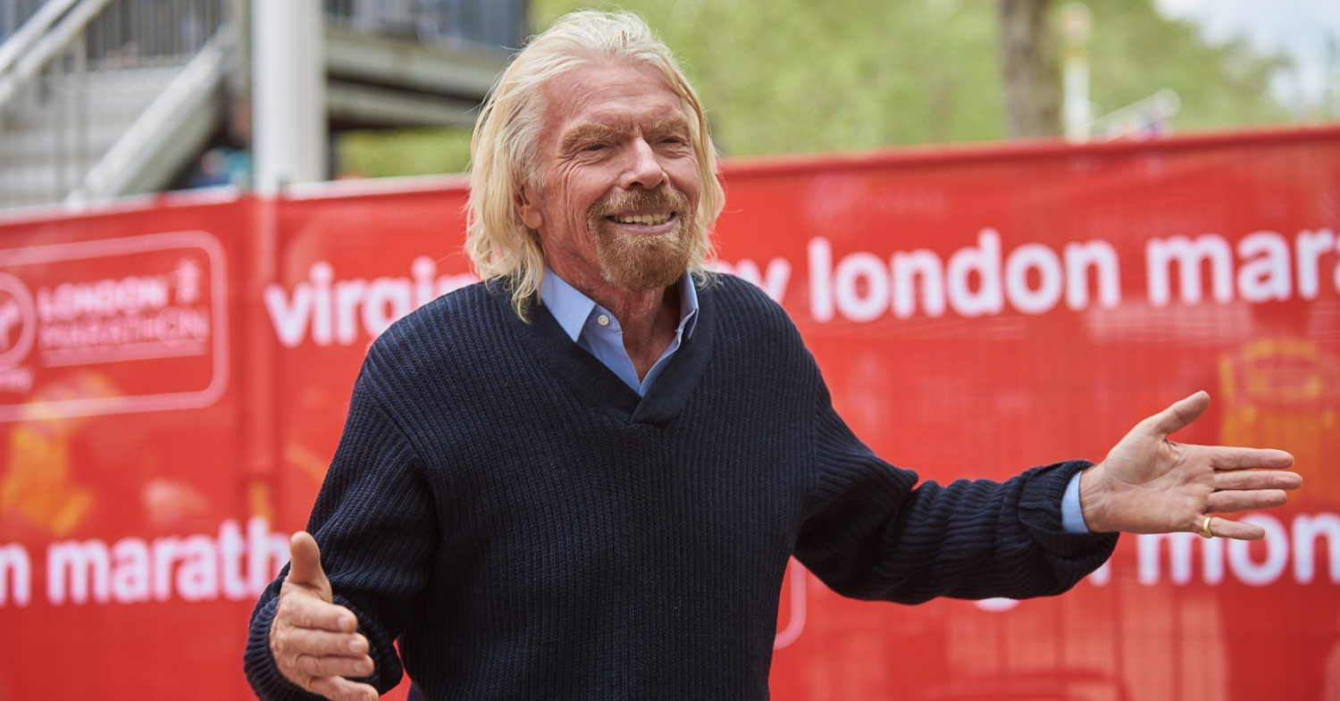 Richard Branson's Virgin Holiday Partners With Sea Sanctuary for Rescue Dolphins