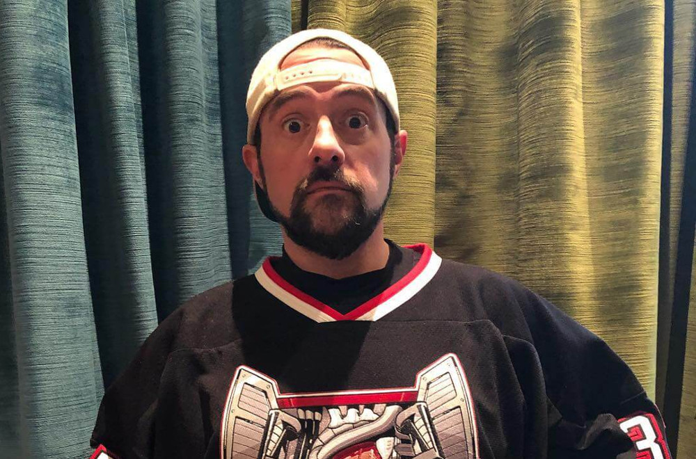 Kevin Smith is 'Healthier Than He's Ever Been' After Heart Attack Thanks to New Vegan Diet