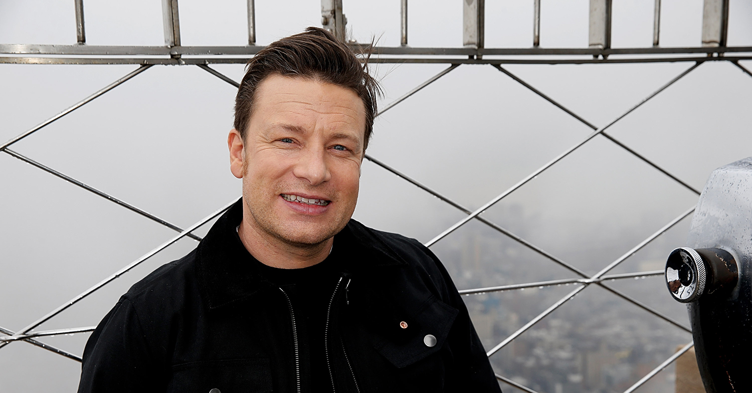 Jamie Oliver Aims to Increase Vegetable Consumption Across the UK