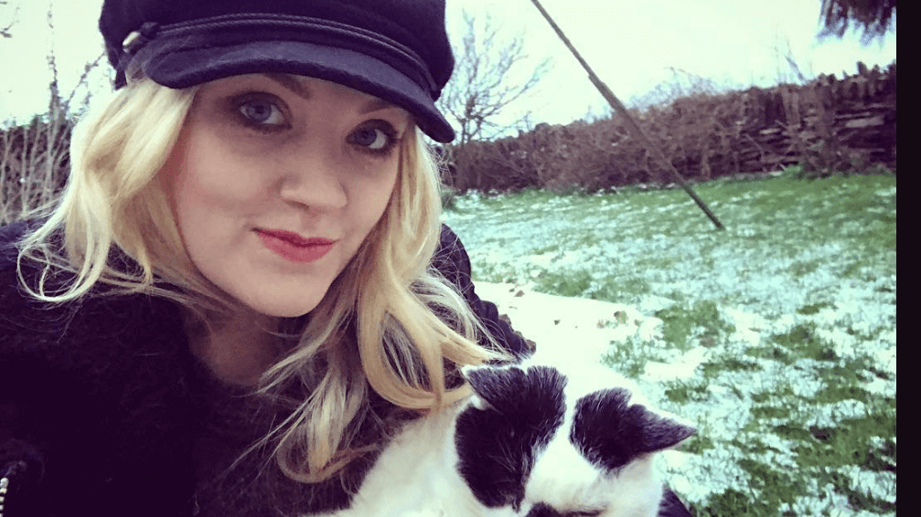 Vegan Actor and Chickpeeps Podcast Host Evanna Lynch to Keynote the Reducetarian Summit