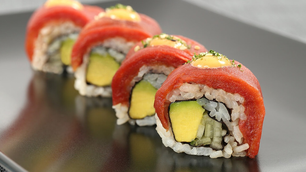 Your Sushi Is About to Get a Vegan Makeover