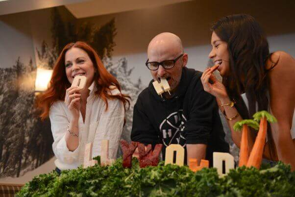 Moby to Crown Los Angeles 'Most Vegan-Friendly' City in the U.S.