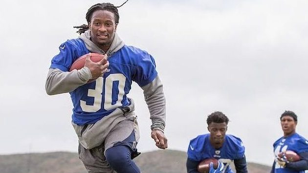 LA Rams Running Back Todd Gurley Learns About the Future of Protein at Vegan Beyond Meat HQ