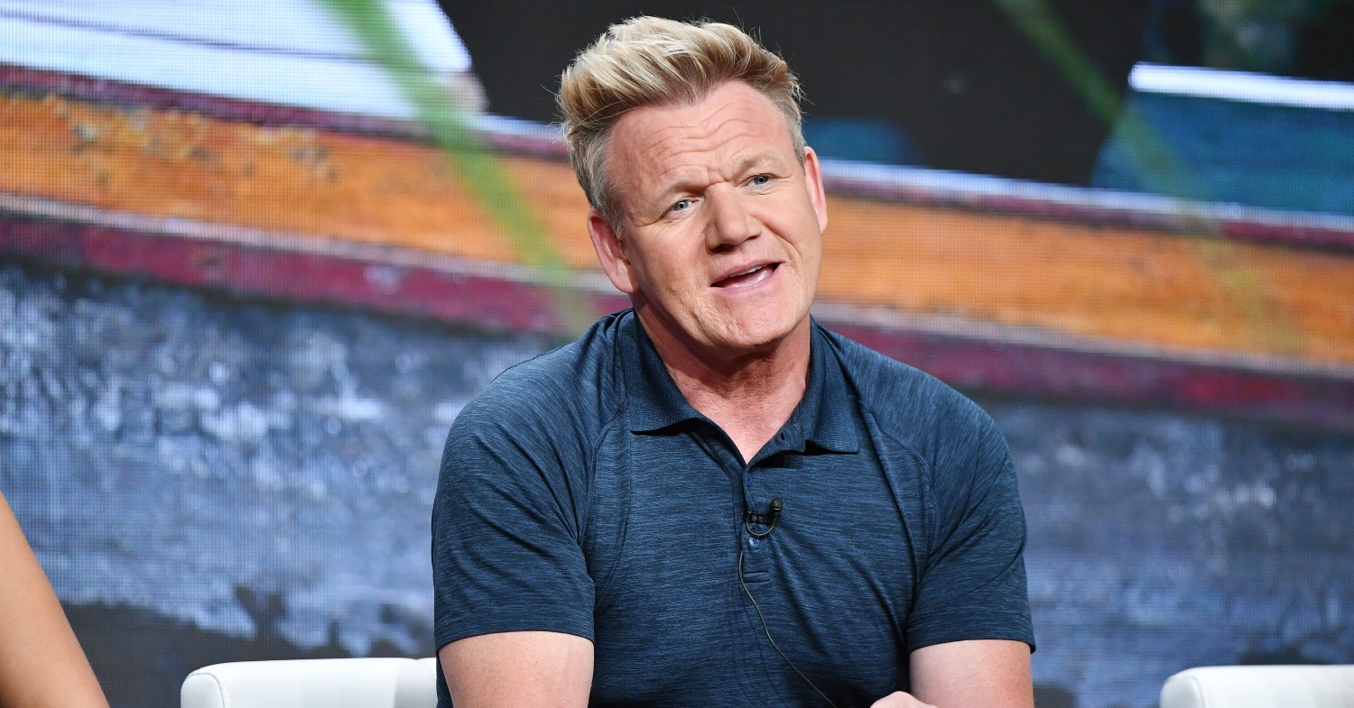 Gordon Ramsay Cooks up a Vegan Storm With 'Riverdale' Actor Madelaine Petsch