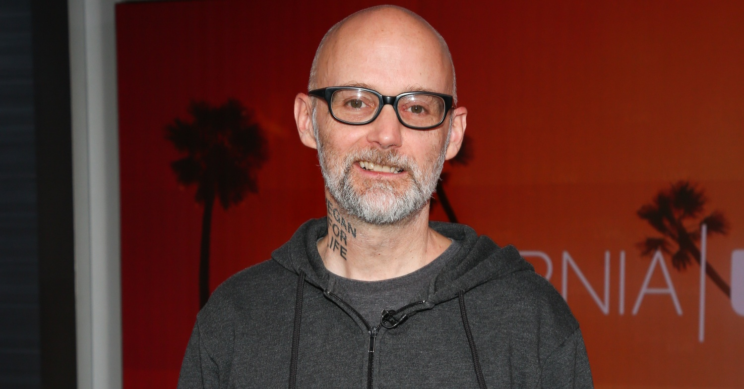 Vegan Activist Moby Gives His First TedX Talk And Discusses the Power of Love for All Animals
