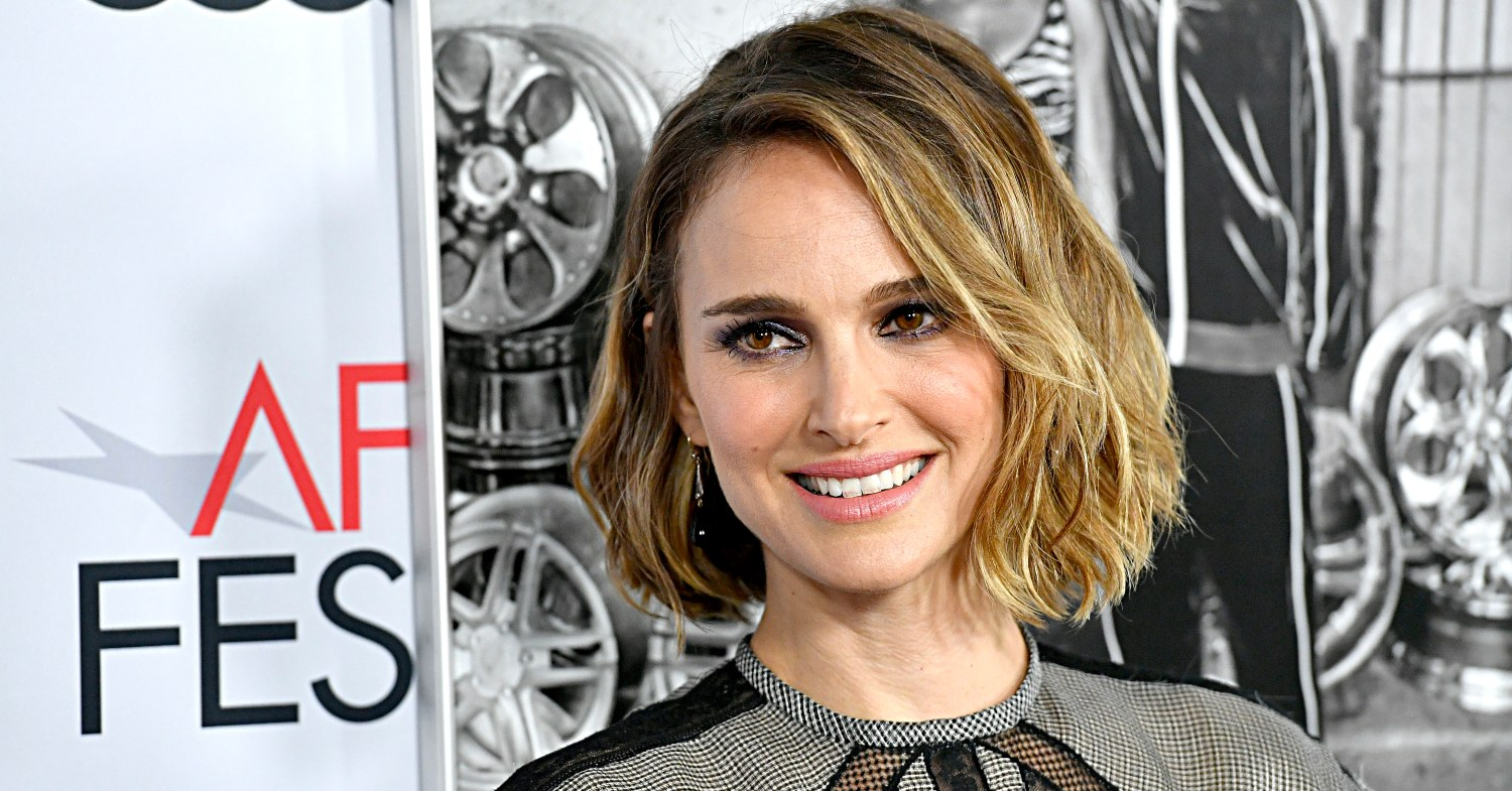 Vegan Actor Natalie Portman Eats Plant-Based Hot Wings and Discusses 'Eating Animals' Documentary