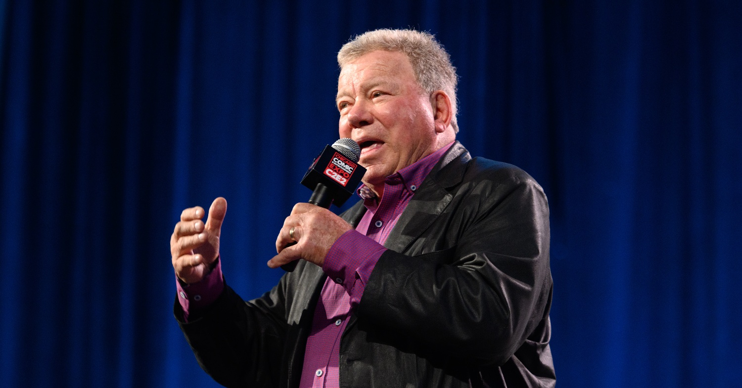 William Shatner and other celebrities go plastic-free.