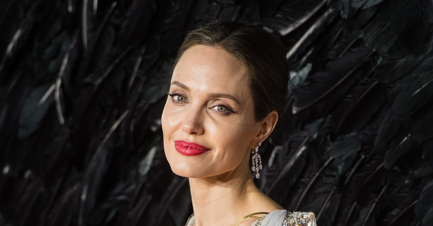 Angelina Jolie's Doctor Warns of the Meat and Dairy Cancer Connection