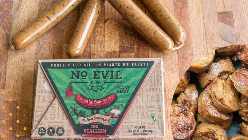 Vegan Meat Brand 'No Evil Foods' Expands to 245 Wegmans and The Fresh Market Stores