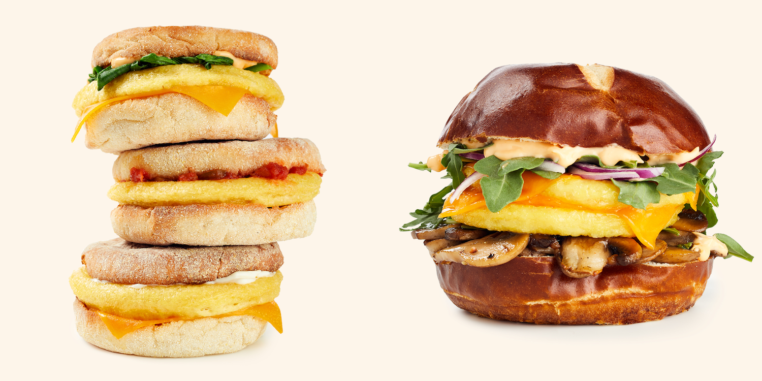JUST's Vegan Patty and Liquid Eggs Launching With Nation's Largest Foodservice Distributor Aramark