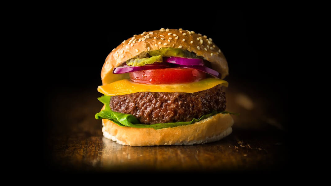 mosa meat clean meat burger Cropped (1)