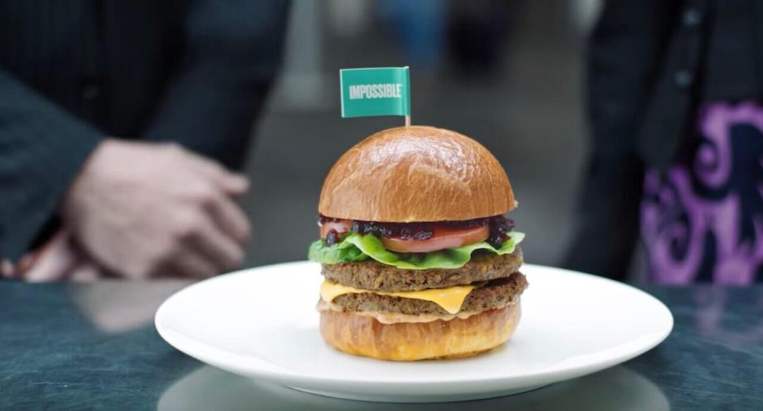 Air New Zealand's Vegan Impossible Burger Option As Popular As Meat With Passengers