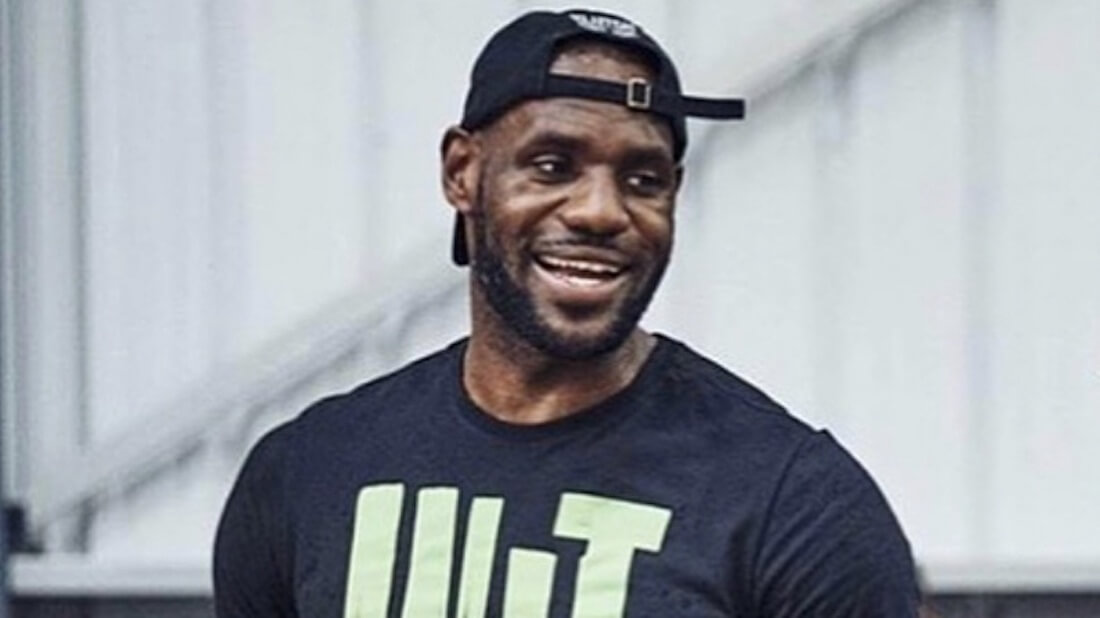 NBA Star LeBron James' At-Risk Students Offered Vegan Ice Cream for Their Health