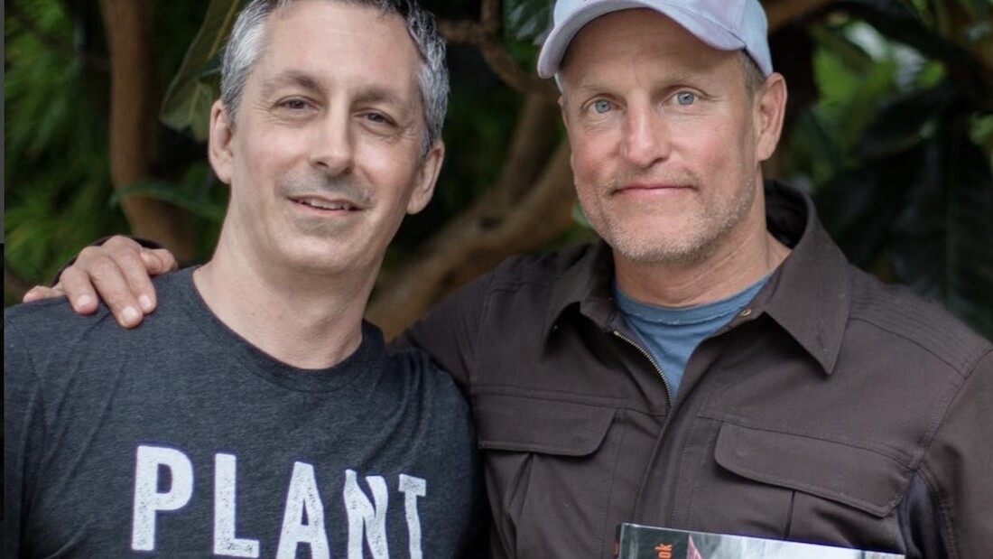 Woody Harrelson Teams Up With Vegan Chefs for New Documentary Series