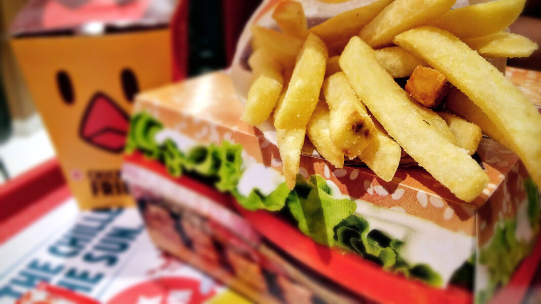 is fast food good for kids