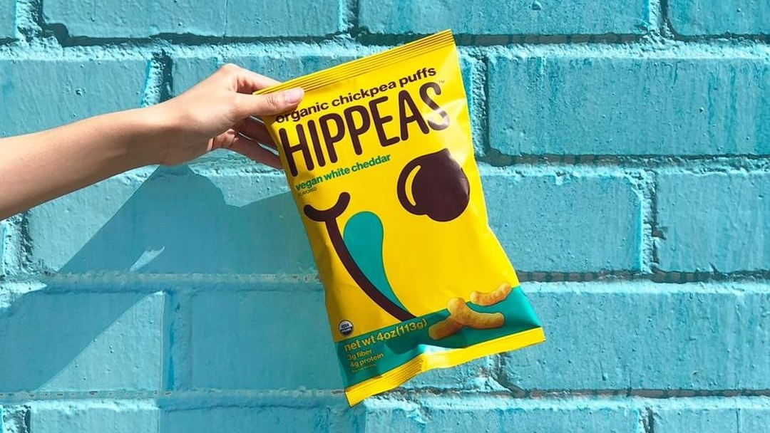 Hippeas Vegan Chickpea Snacks Now Available in Select Target Stores Nationwide