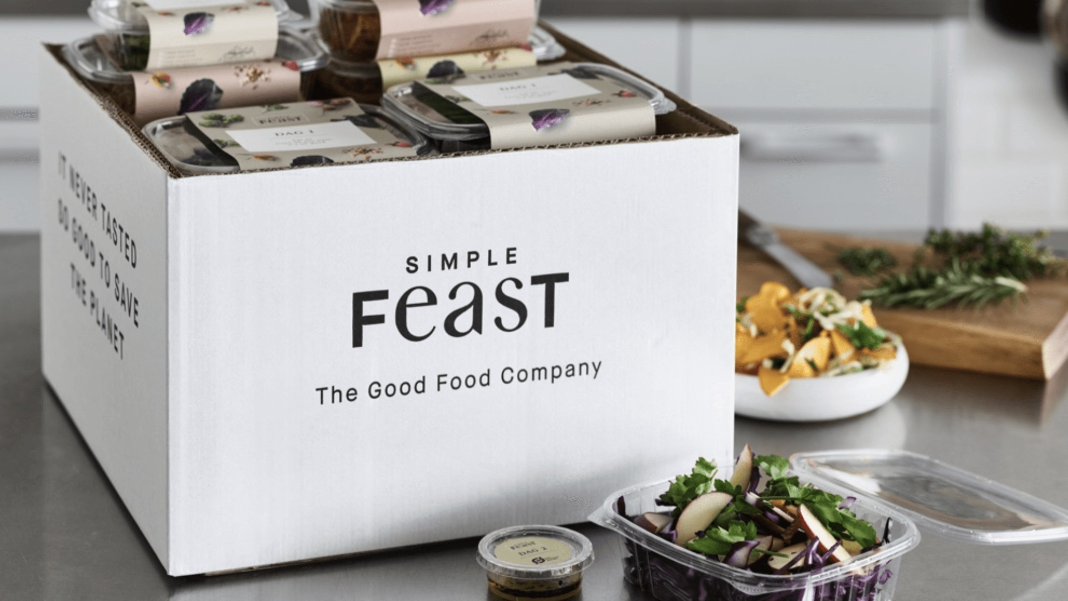 Danish Company Raises $12M to Expand Vegan Meal Delivery Service