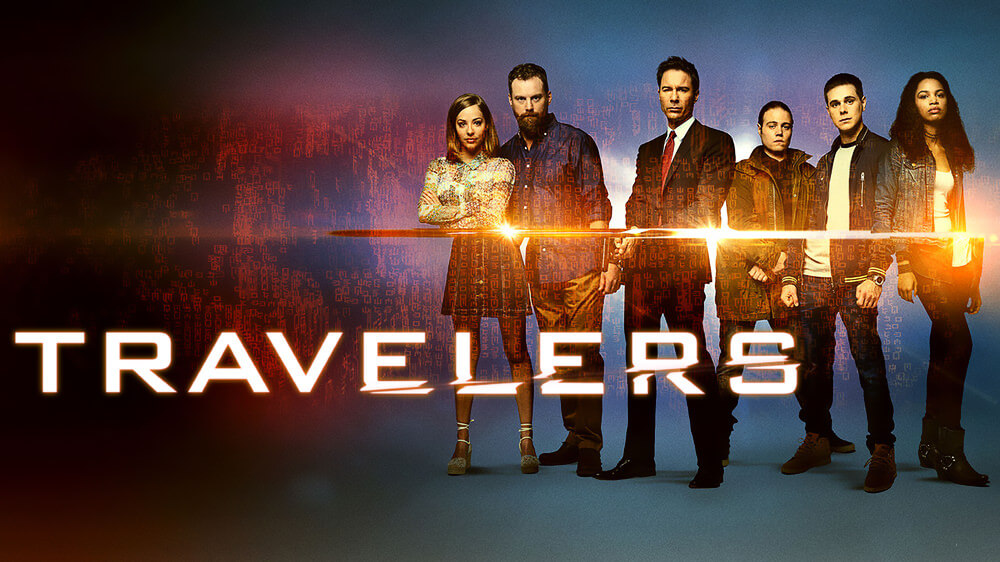 The Future Is Vegan, According to the Netflix Sci-Fi Series 'Travelers'