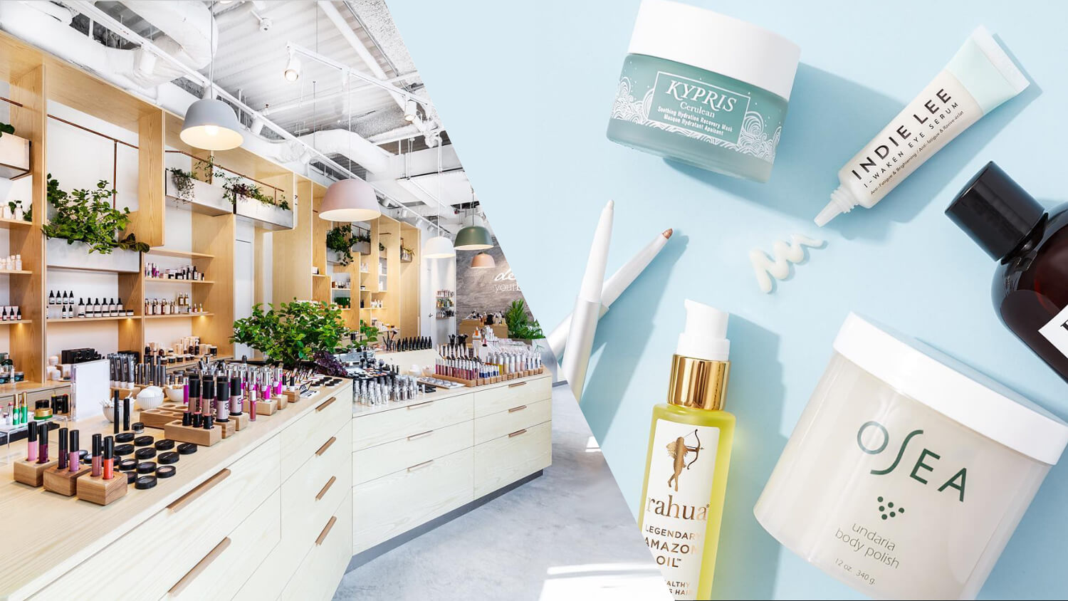 Cruelty-Free Beauty Brand The Detox Market Opens 3-Story New York City Store With Rooftop Garden