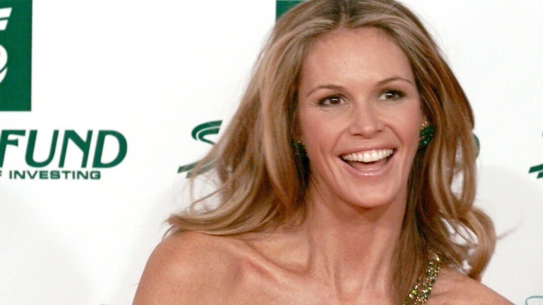 Elle MacPherson Wears Vegan Leather Pants to Grand Opening of NYC Superfood Store WelleCo