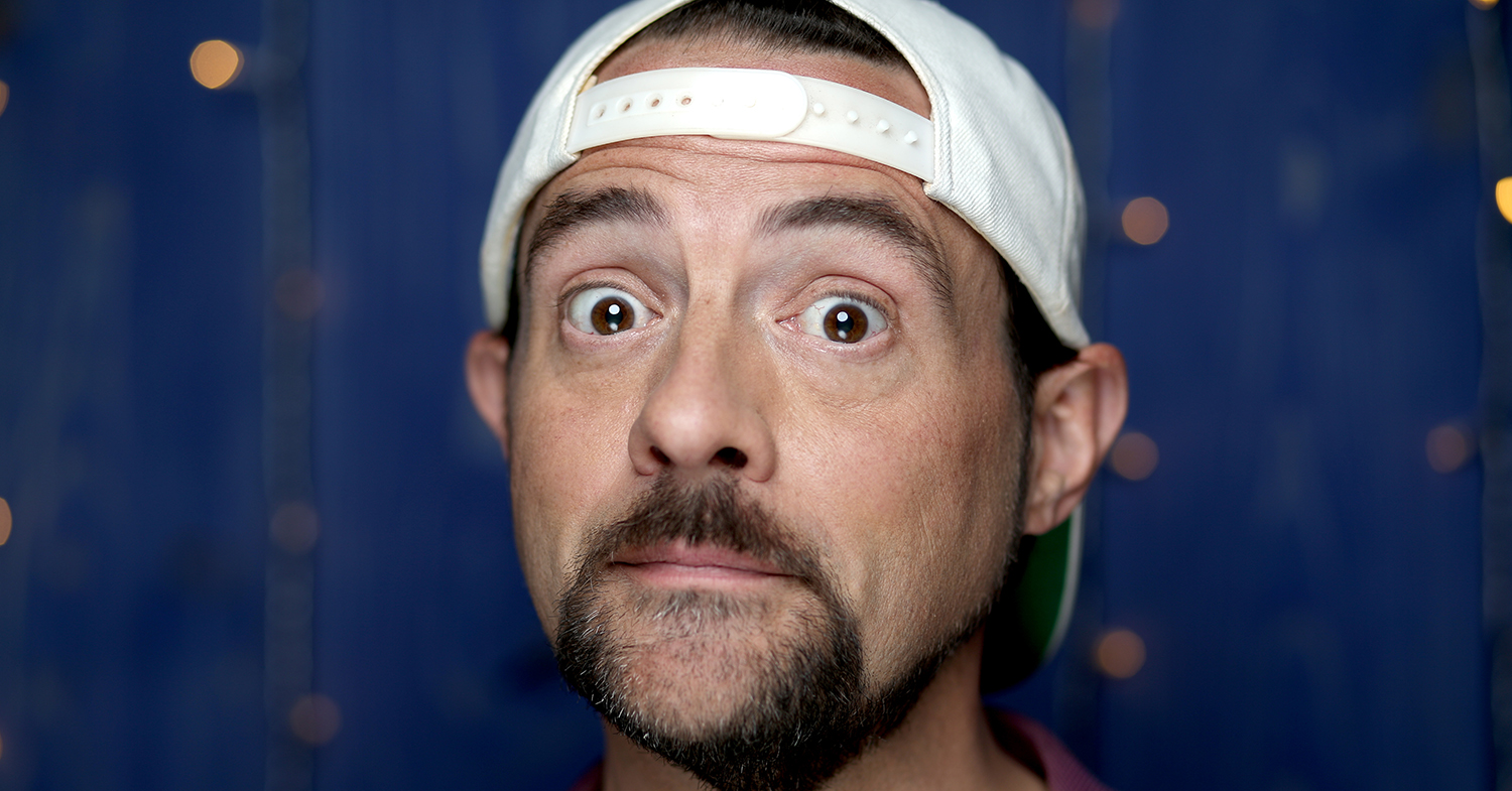 Filmmaker Kevin Smith's Vegan Diet Has Turned Him Into a Health Nut