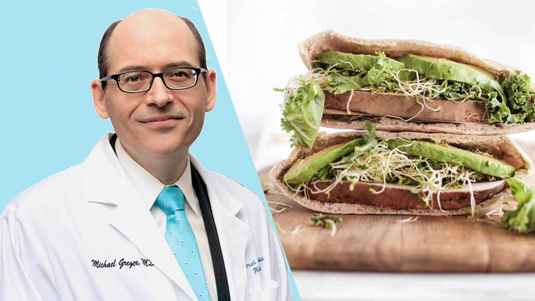 Diet Is the Leading Cause of Death, Says Vegan Doctor Michael Greger