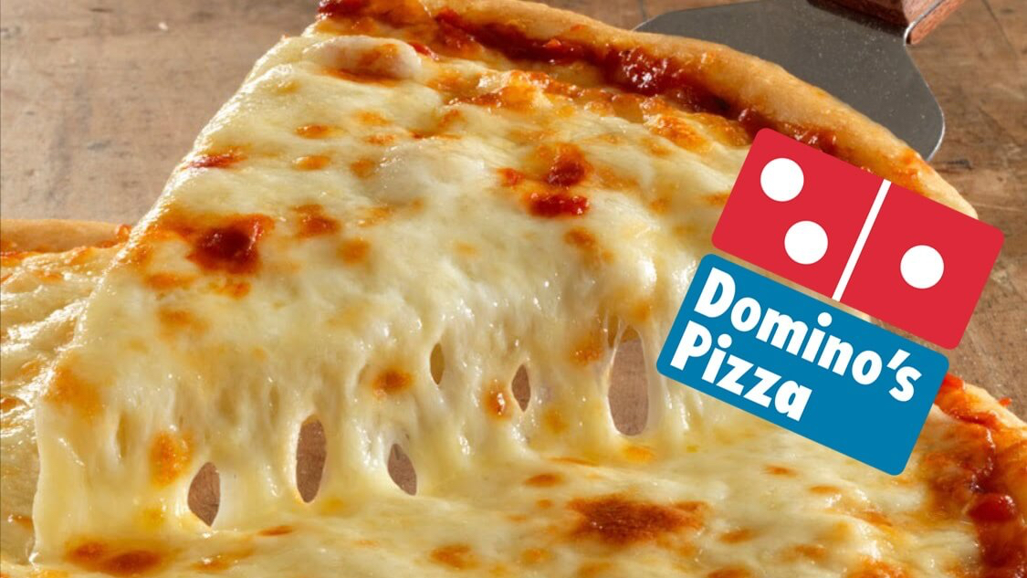 Domino's UK Just Launched 2 Vegan Cheese Pizzas