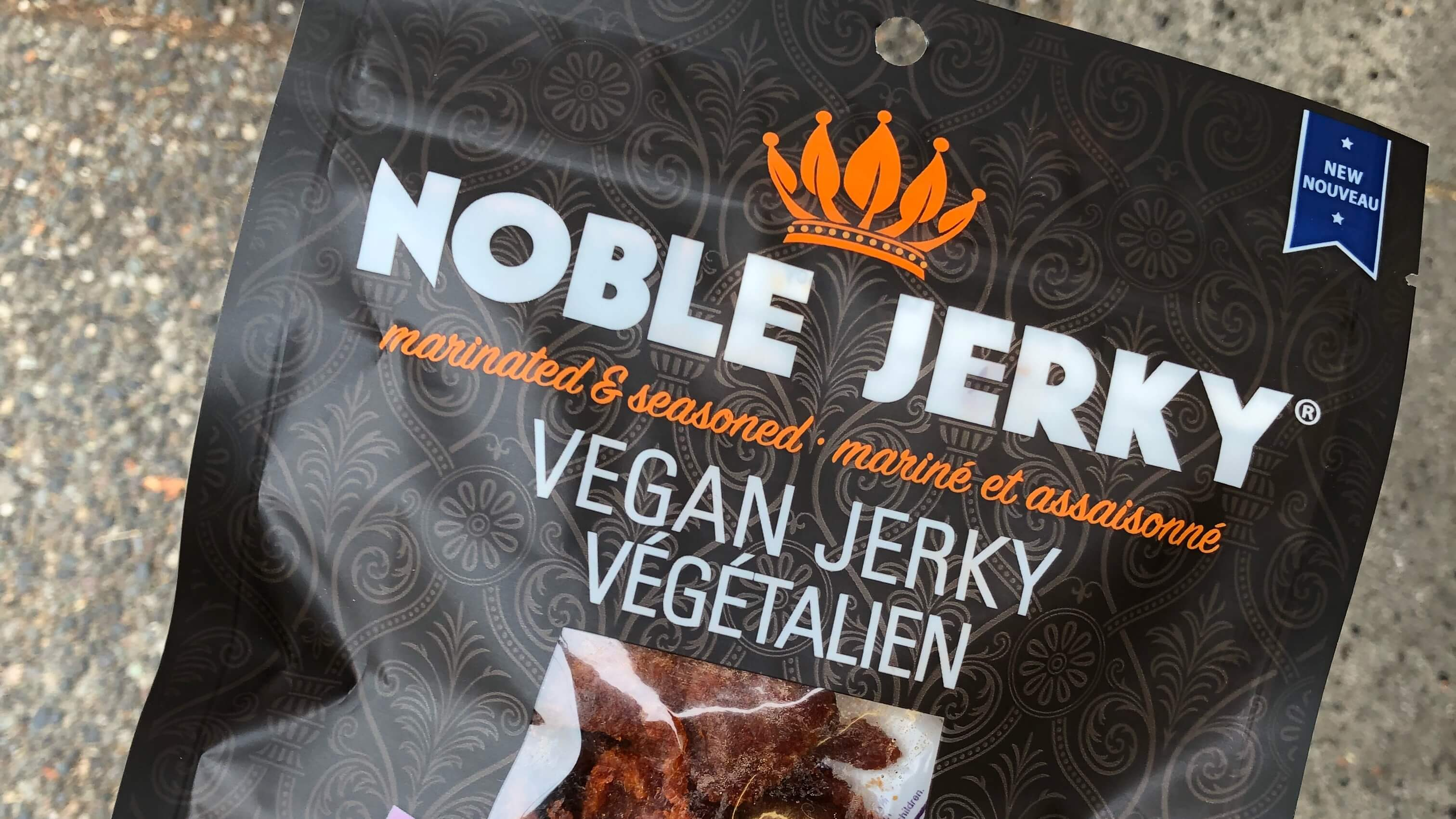 NOBLE Vegan Jerky Outsells All Dried Meat on Amazon