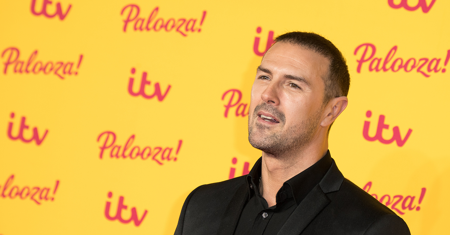 British Comedian Paddy McGuinness Says He's Giving Meat-Free Mondays 'a Whirl'
