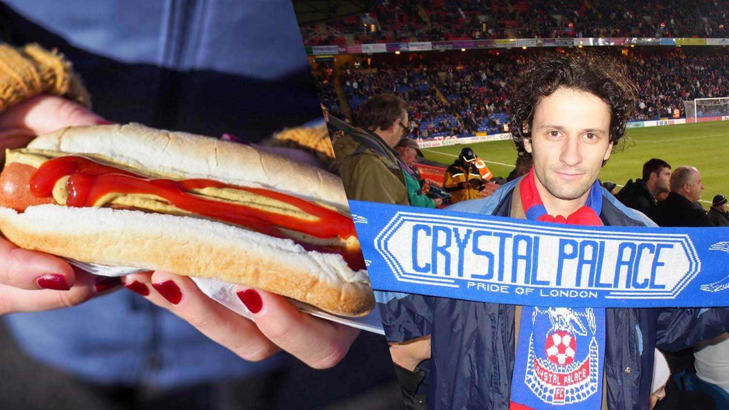 Sainsbury's Vegan Burgers and Hot Dogs Fool Football Fans Into Thinking They're Made From Meat