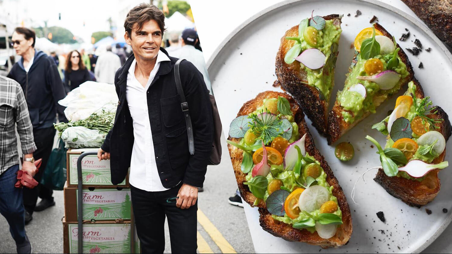 Celeb Chef Matthew Kenney's Vegan Plant Food and Wine Opens in NYC