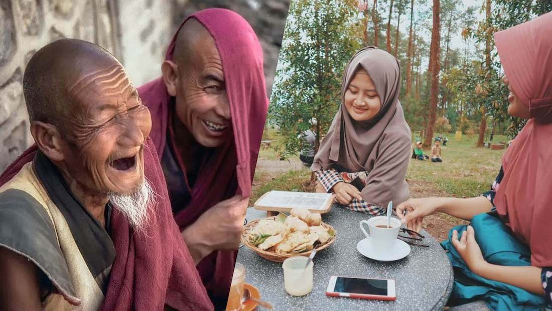 The Parliament of World Religions Serves Vegan Banquet For the First Time in 100 Years