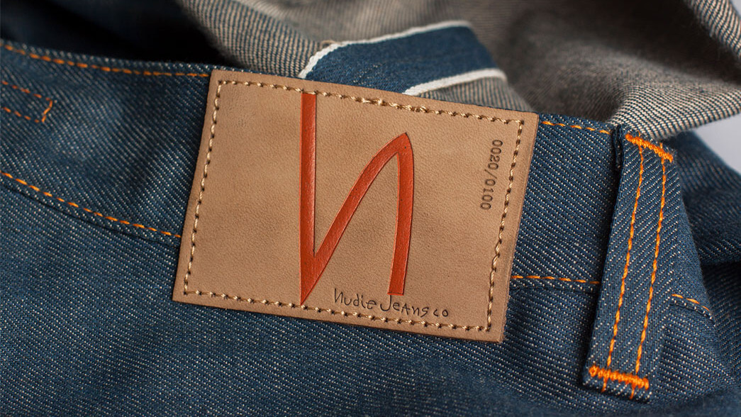 Sustainable Denim Brand Nudie Jeans Ditches Leather for Vegan Option