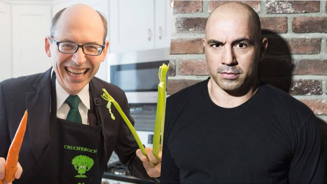 Fans Want 'The Joe Rogan Experience' Podcast to Host Doctor Michael Greger on Vegan Diet