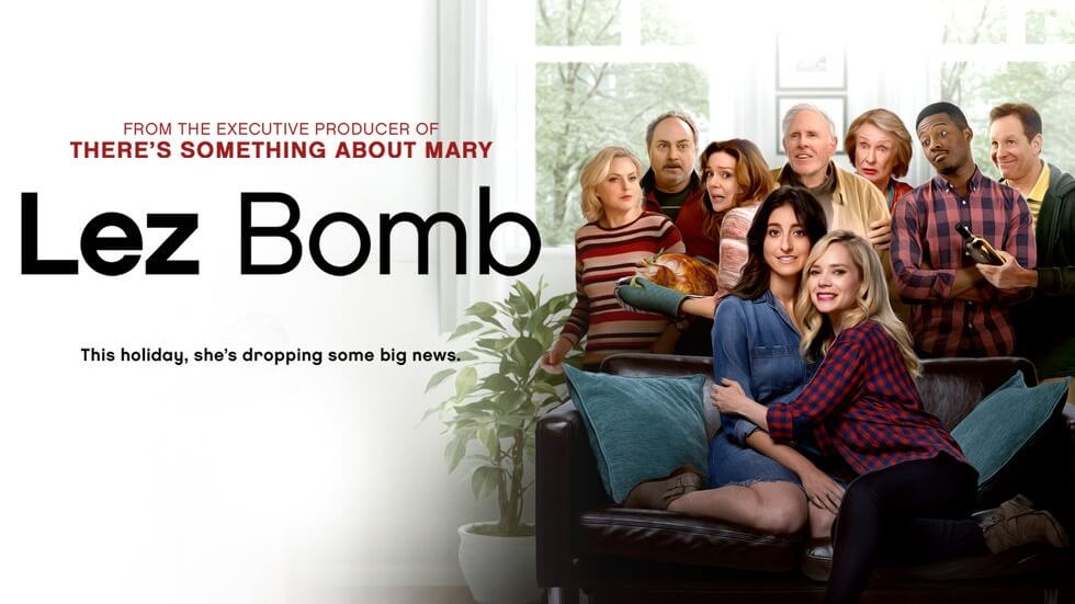 Holiday Rom-Com 'Lez Bomb' Celebrates Coming Out As Vegetarian and Gay