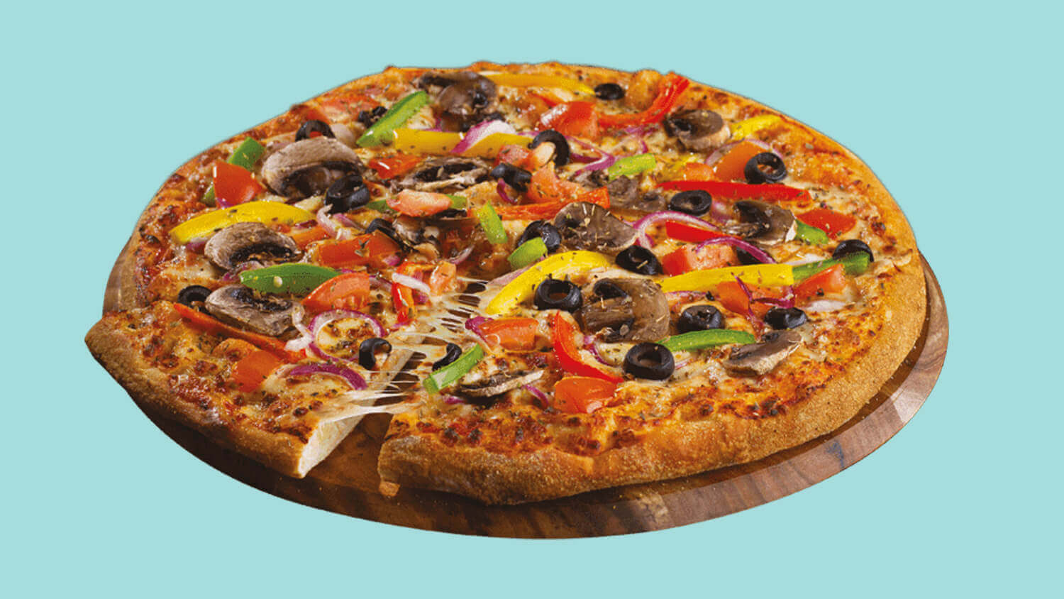Domino's France to Launch Vegan Cheese Margherita and Spicy Vegetable Pizzas Nationwide